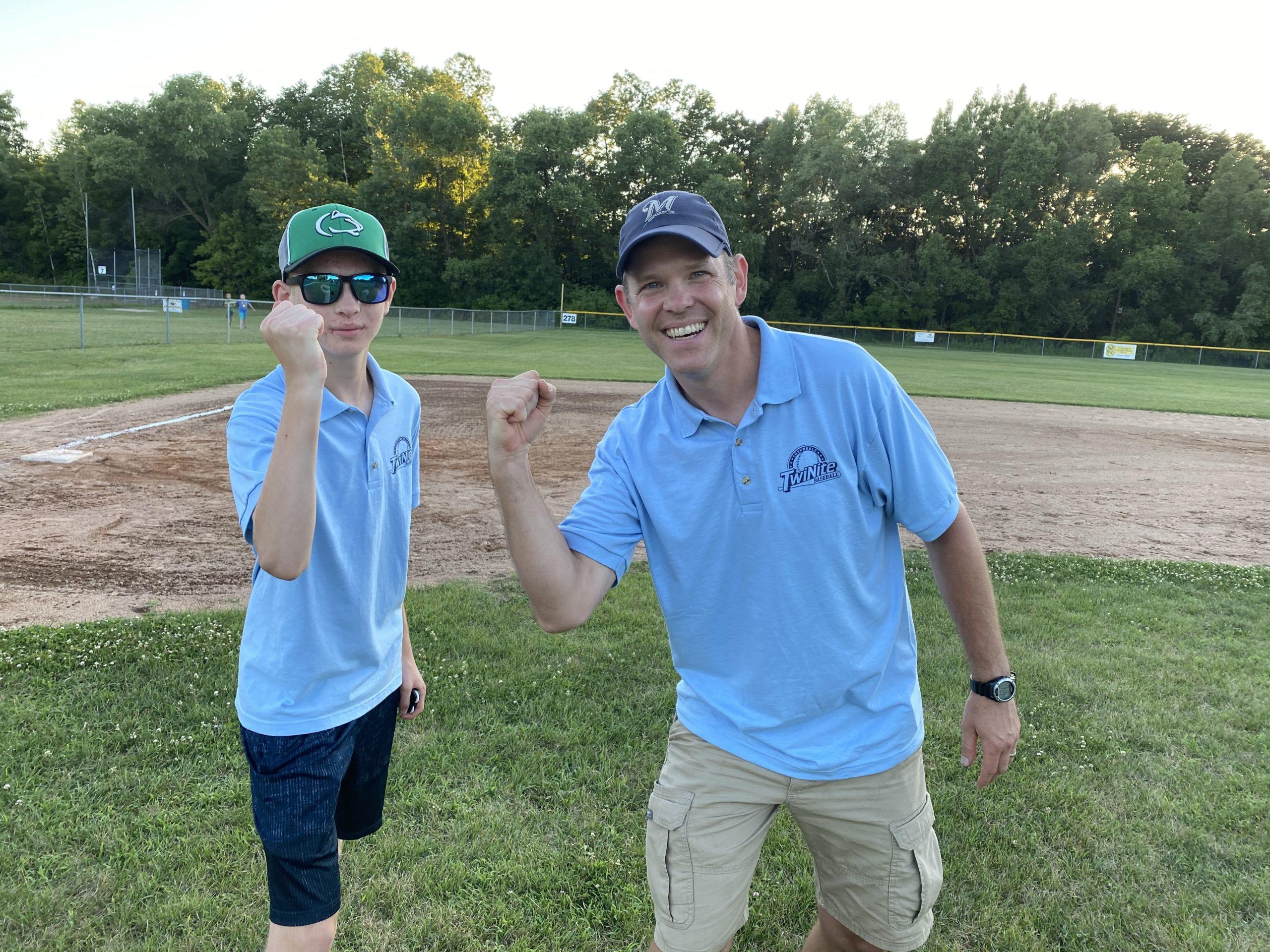 Thanks to our Twi Nite Umpires